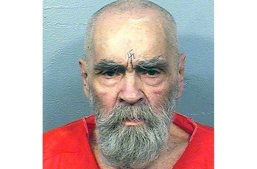 Sektenführer Charles Manson wieder im Krankenhaus
