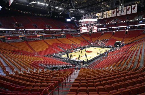 Saisonende oder sind die NBA-Play-offs zu retten?