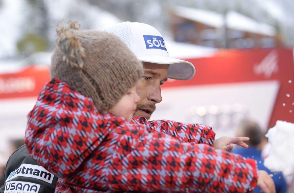 Verlor seine 19 Monate alte Tochter bei einem tragischen Badeunfall: der ehemalige US-Skistar Bode Miller trauert um die kleine Emeline, die am Wochenende im Pool der Nachbarn ertrunken ist. Foto:
