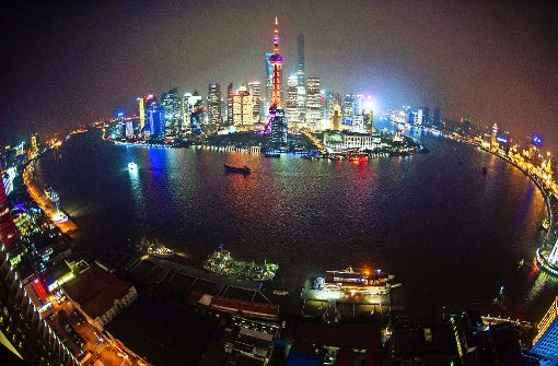 Hohenheimer studieren Management in Shanghai