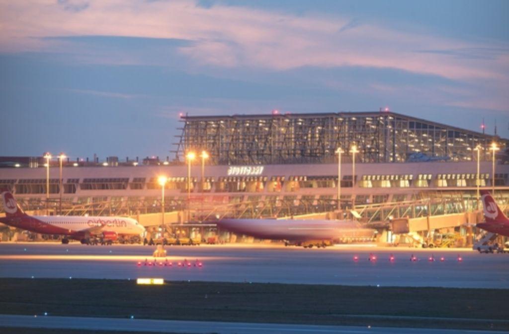 Bei der Ankunft in Stuttgart sollen die Gäste an den ehemaligen OB erinnert werden. Foto: dpa