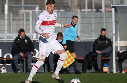 VfB Stuttgart II lässt nichts anbrennen