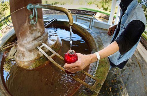 Räte wollen Sauerwasser sichern