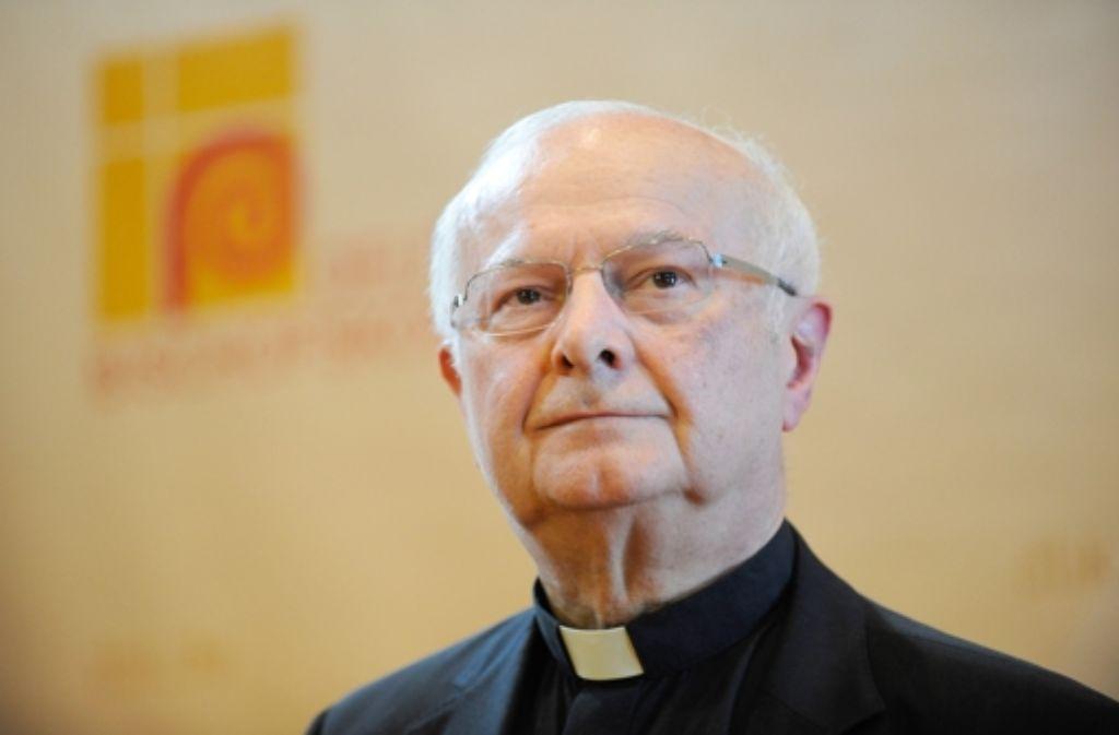 Robert Zollitsch wurde von Papst Franziskus bis zum Jahr 2014 in seinem Amt bestätigt. Foto: epd