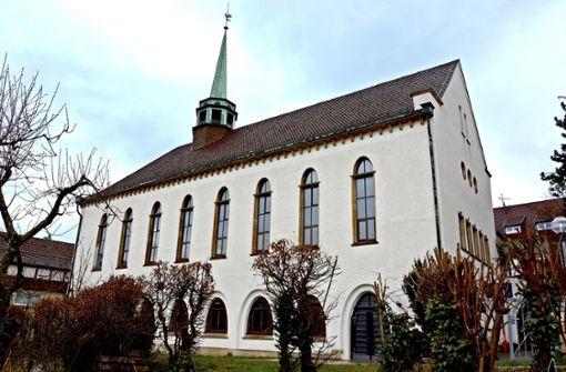 Andreaskirche als Stadtteilzentrum für Obertürkheim