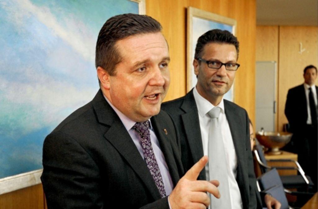Stefan Mappus hat beim EnBW-Deal eine entscheidende Rolle gespielt. Foto: dapd