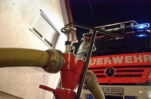 Deißlingen: Schrottfirma in Flammen