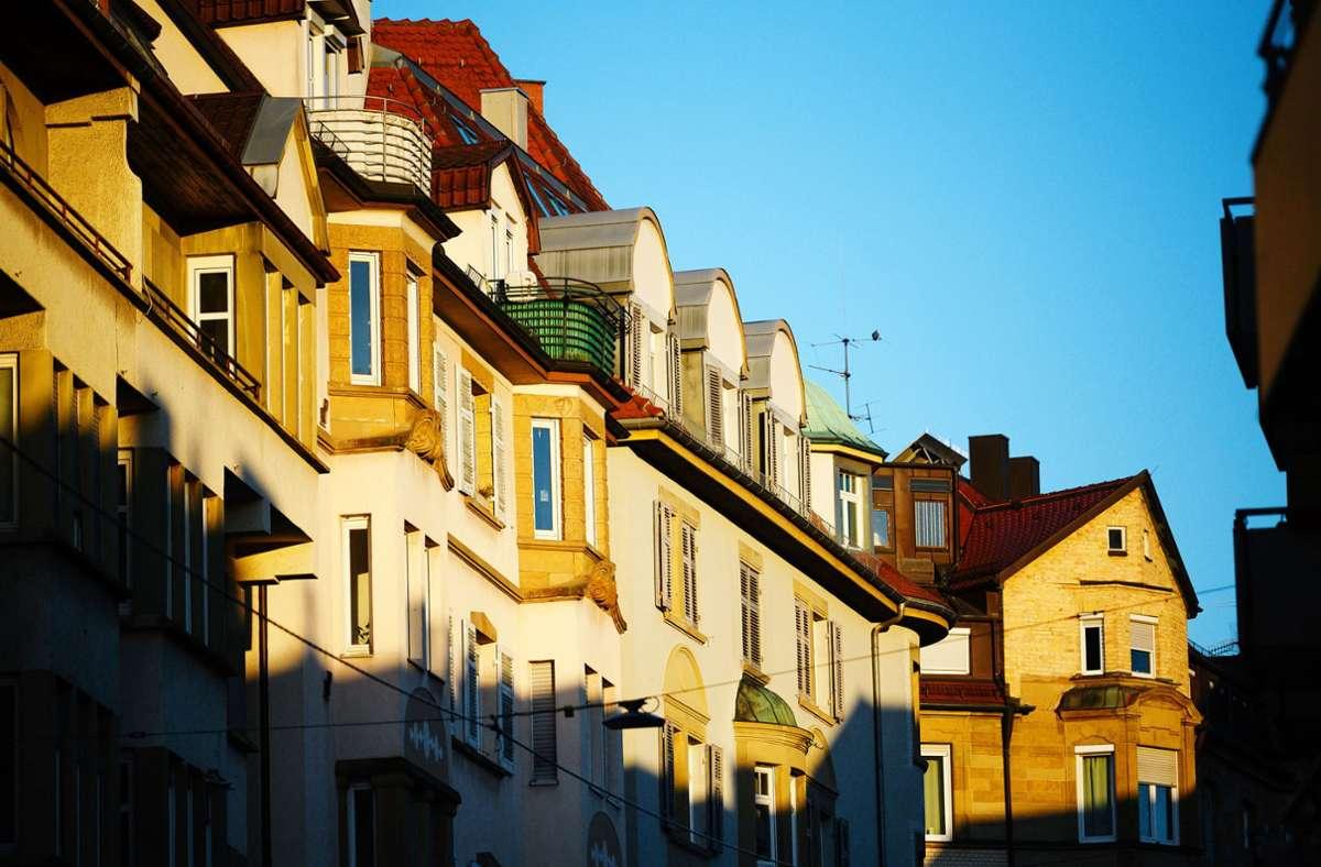 Häuser spielen bei der Grundsteuereform des Landes keine Rolle. Foto: dpa/Sebastian Gollnow