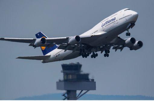 Piloten müssen nach Problemen an Flugzeug nach Frankfurt zurück
