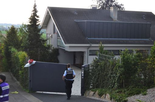 61-Jähriger aus Tiefenbronn wird wegen Mordes angeklagt