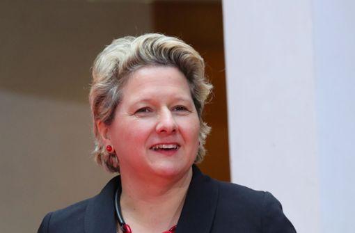Umweltministerin steht bei CO2-Grenzwerten allein