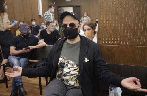 Kirill Serebrennikow schuldig gesprochen