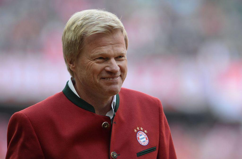 Oliver Kahn tritt ab dem 1. Januar seinen neuen Job beim FC Bayern an. Foto: dpa