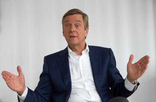 """Der Moderator des ZDF-""""heute journals"""" geht Ende 2021 in Rente"""