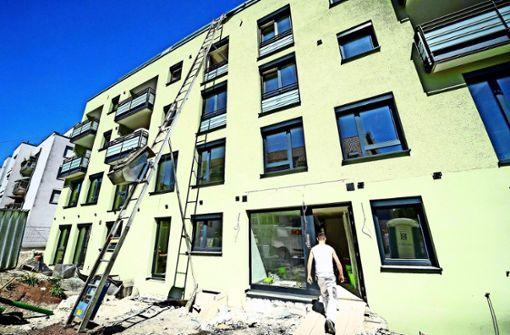 Immobilienpreise  erneut stark angestiegen