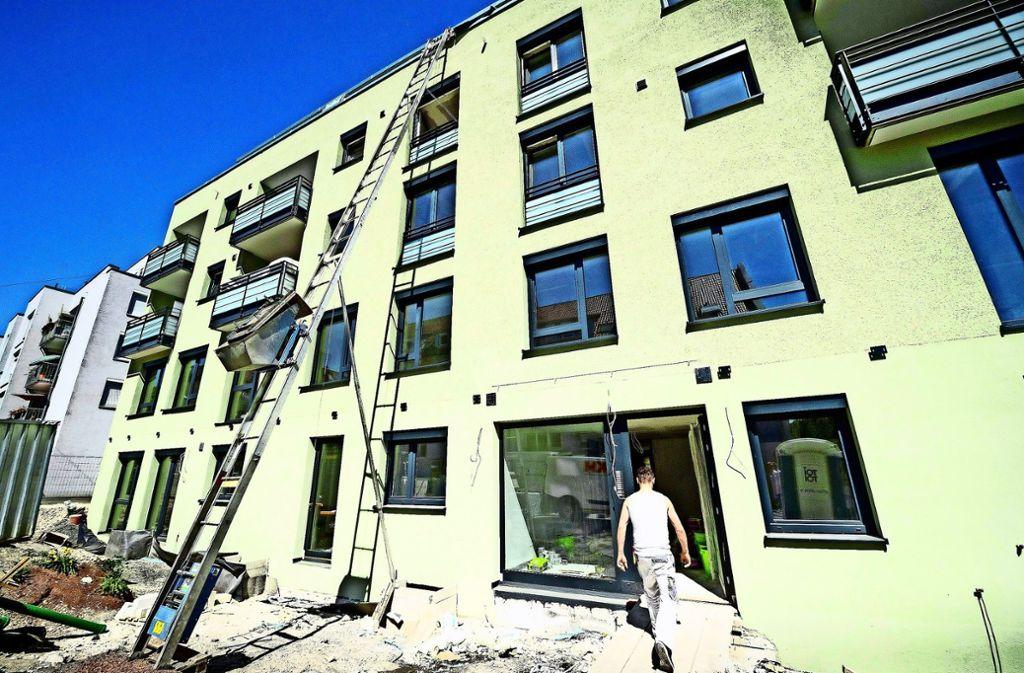 Die Immobilienpreise in Stuttgart steigen weiter, nicht nur für Neubauten, auch Bestandswohnungen werden teurer. Foto: dpa