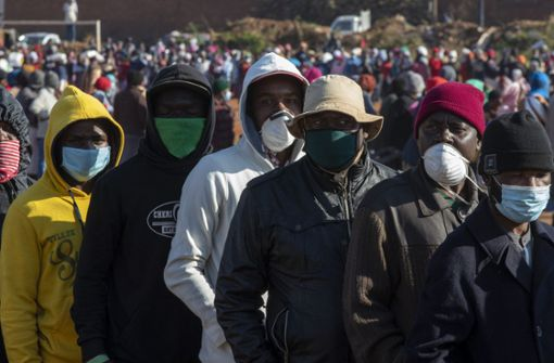 Ärmere Staaten trifft das Virus mit voller Wucht
