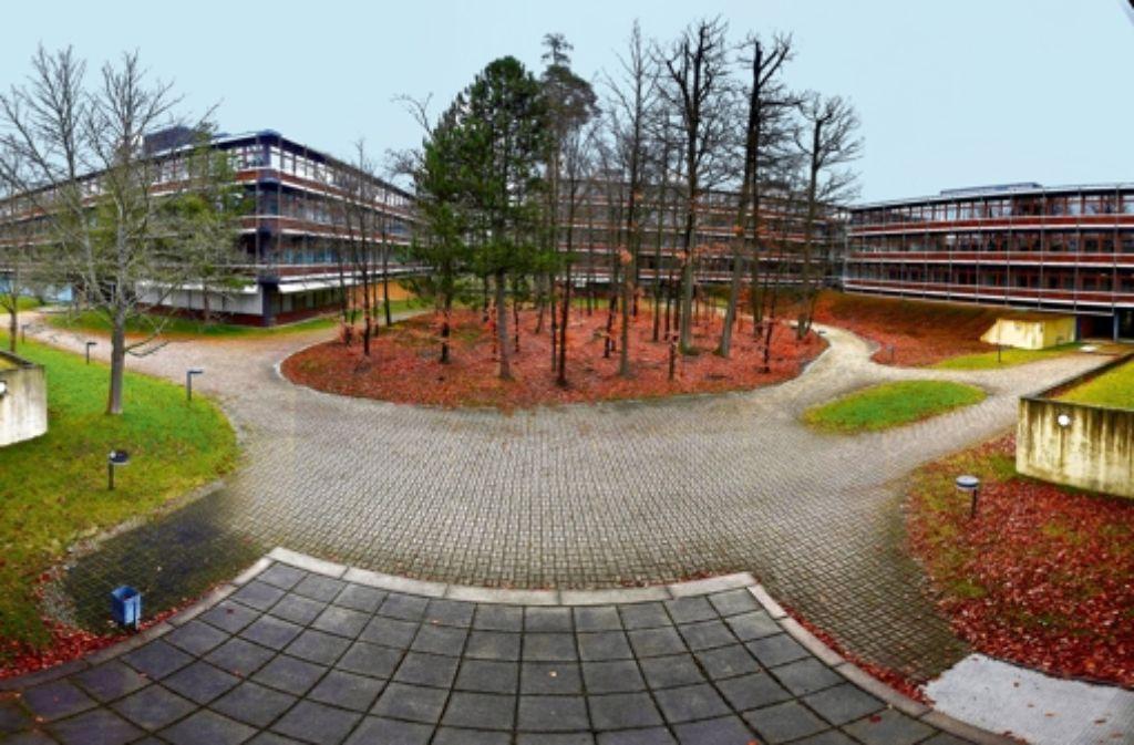 Die Pavillon von Egon Eiermann stehen unter Denkmalschutz. Eindrücke vom Eiermann-Areal zeigen wir in der Fotostrecke. Foto: Achim Zweygarth
