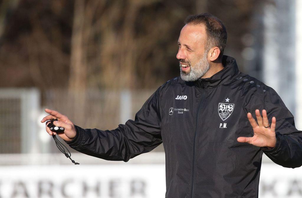 Gelingt dem VfB Stuttgart unter Pellegrino Matarazzo erstmals seit September wieder ein Auswärtssieg? Foto: Pressefoto Baumann/Hansjürgen Britsch