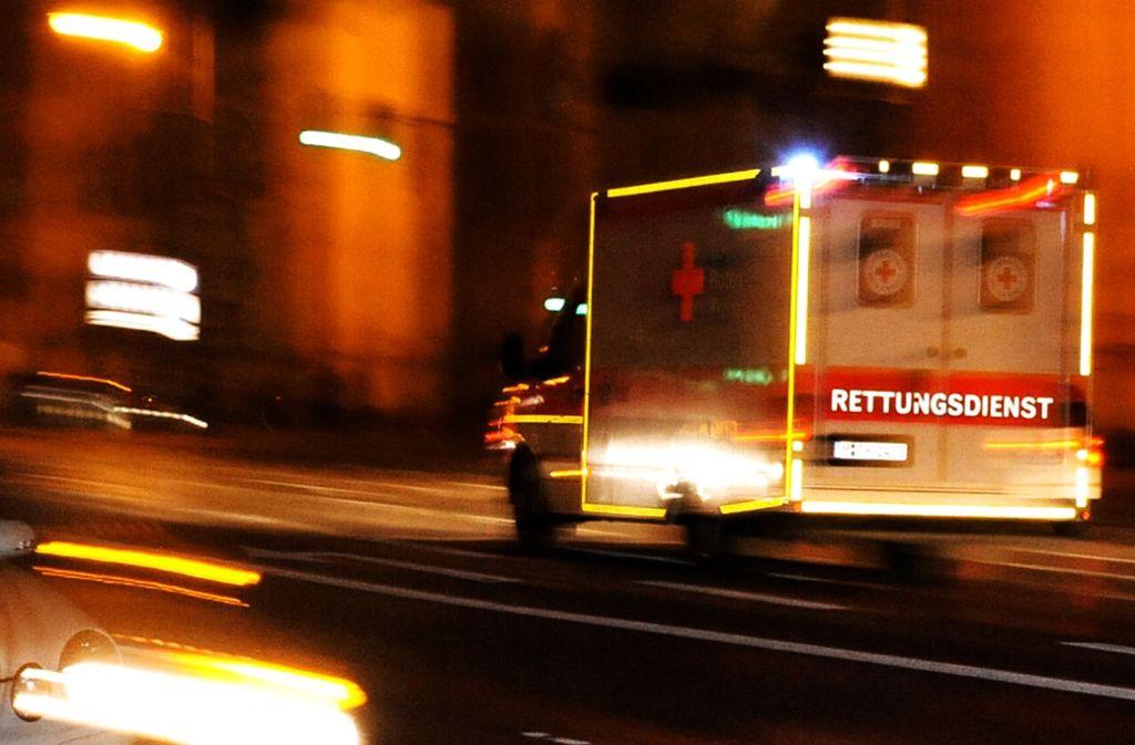 Ein Mädchen wurde beim Zusammeprall mit einem Auto schwer verletzt. Foto: dpa