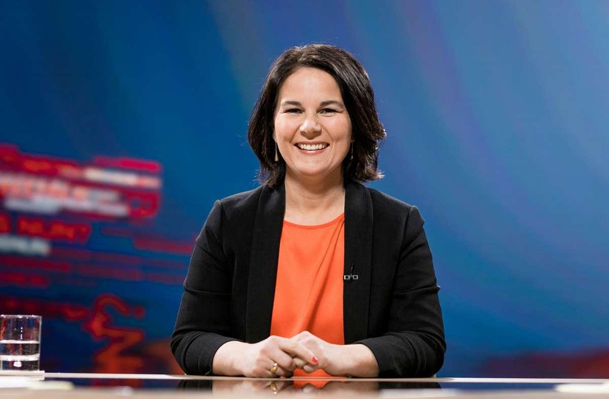 Annalena Baerbock will Bundeskanzlerin werden. Foto: dpa/Thomas Kierok