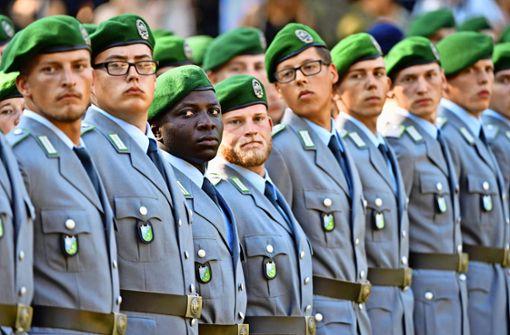 Widerstand gegen EU-Soldaten in der Truppe