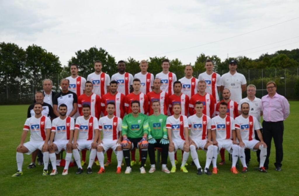 Für den TV Oeffingen beginnt  nach dem Aufstieg  die  Landesliga-Saison. Foto: Privat
