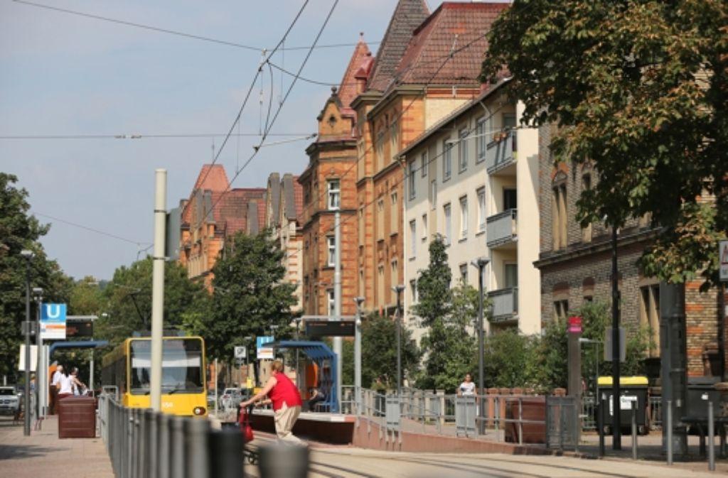 Die Bewohner fürchten, dass die Mieten im Nordbahnhofviertel bald so stark steigen, dass sie sich diese nicht mehr leisten können. Foto: Achim Zweygarth
