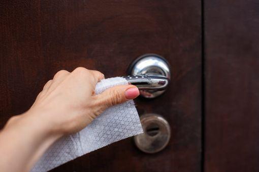 Hygienehaken und Griffschutz selber machen
