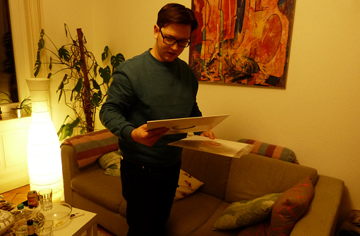 Techno hören mit... Matthias Mettmann