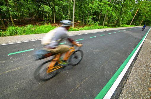 Darum geht's beim geplanten Radschnellweg nur langsam voran
