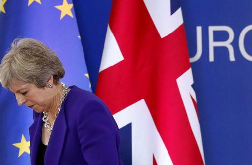 Brexit-Deal steht laut Theresa May zu 95 Prozent