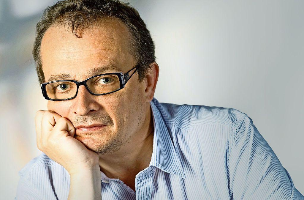 Der Wiener Jugend- und Medienforscher Bernhard Heinzlmaier Foto: Foto Wilke