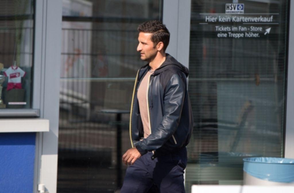 Josef Zinnbauer tritt beim Hamburger SV die Nachfolge von Mirko Slomka an. Foto: dpa
