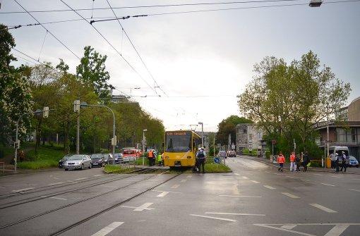 55-Jähriger stirbt nach Stadtbahnunfall