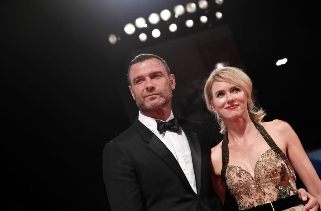 Gehen nach elf gemeinsamen Jahren getrennte Wege: Liev Schreiber und Naomi Watts. (Archivfoto) Foto: AFP