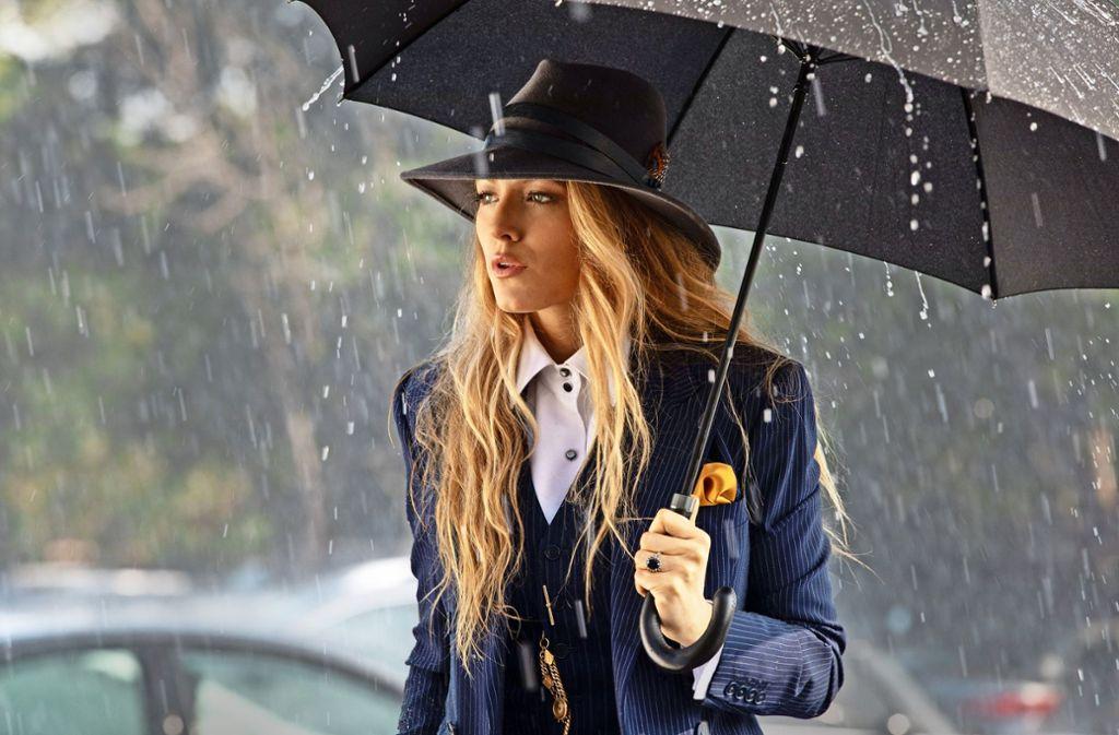 """Blake Lively als Femme fatale in """"Nur ein kleiner Gefallen"""" Foto: Verleih"""