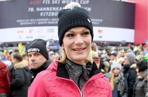 Ehemalige Skifahrerin hört als ARD-Expertin auf