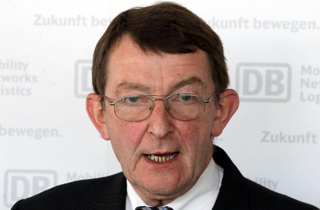 Der Vorsitzende des Aufsichtsrats Utz-Hellmuth Felcht steht in der Kritik. Foto: dpa
