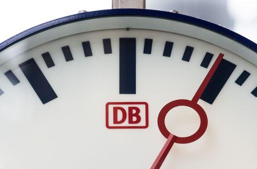 Bahn verfehlt Pünktlichkeitsziele erneut