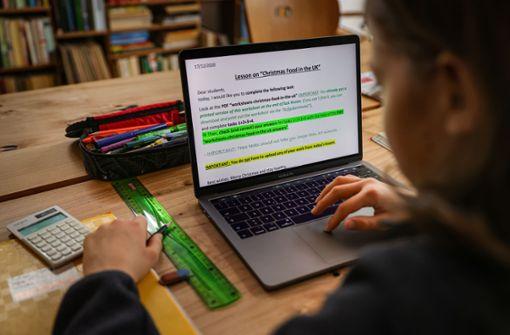 Apple macht an vielen Schulen das Rennen