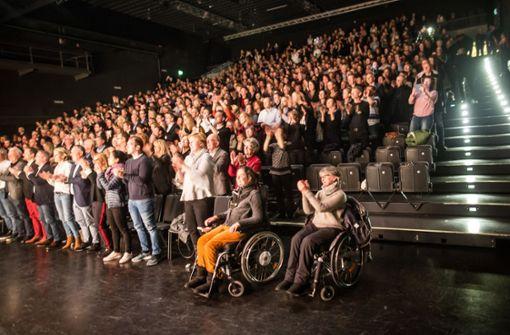 CDU blockiert  Hilfe für das Theaterhaus
