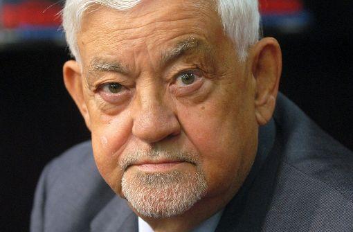 Früherer SPD-Politiker Ehmke gestorben