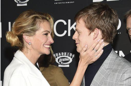 Julia Roberts zeigt das schönste Lachen Hollywoods