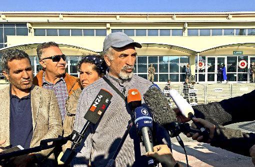 Deutsche Journalistin bleibt in türkischer Haft