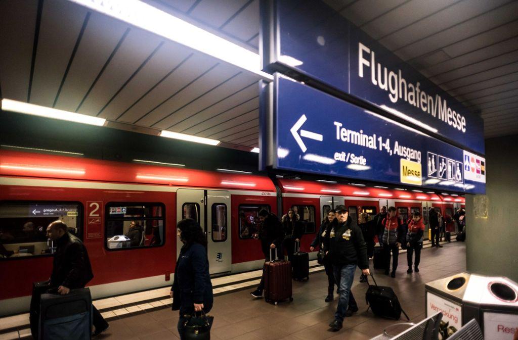 Der Regionalzüge und S-Bahnen der Deutschen Bahn werden von den Ländern bezuschusst. Foto: Lichtgut/Max Kovalenko