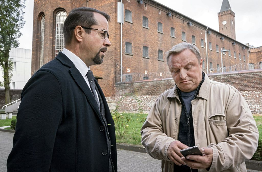 Professor Boerne und Kommissar Frank Thiel bekommen es mit einer mysteriösen Mordserie zu tun. Foto: WDR