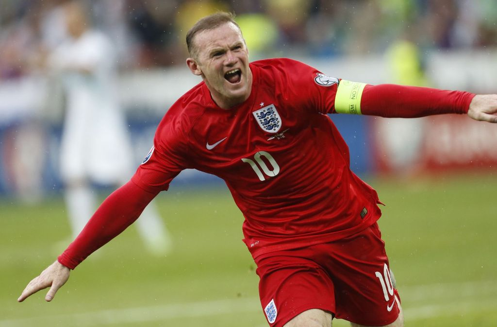 Wayne Rooney beendet seine Karriere in Englands Nationalteam. Foto: AP