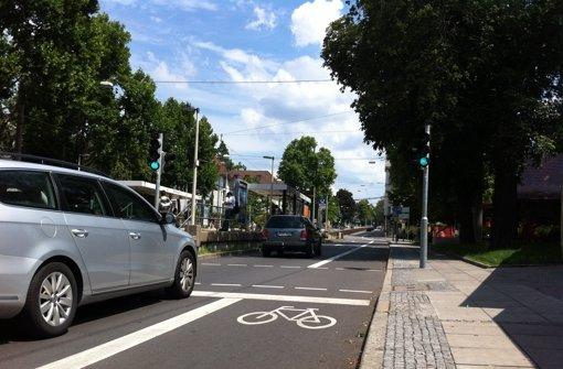 Radweg soll sicherer werden