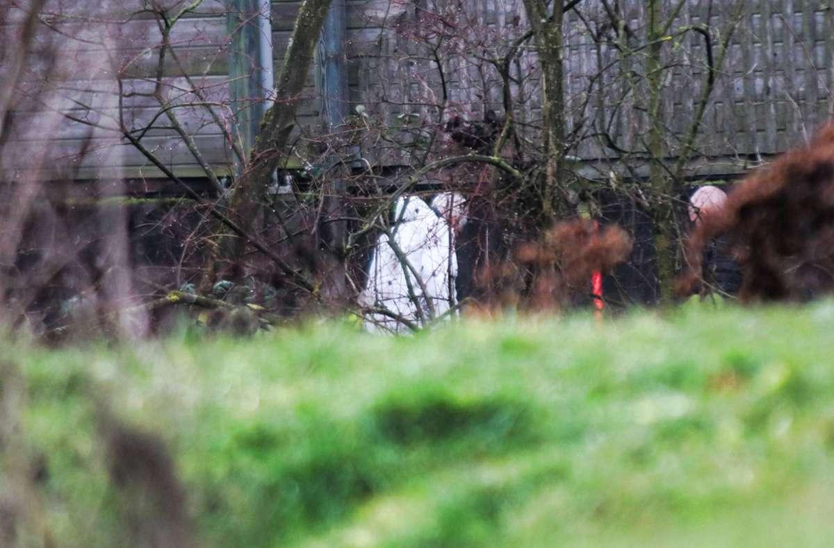 Die Ermittlungen zum Tötungsdelikt von Ebersbach laufen auf Hochtouren. Foto: 7aktuell.de/Kevin Lermer/7aktuell.de | Kevin Lermer